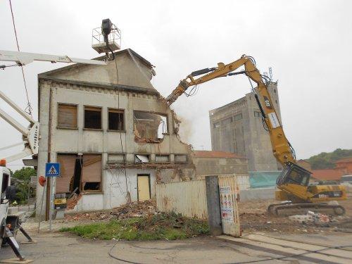 demolizioni seprio